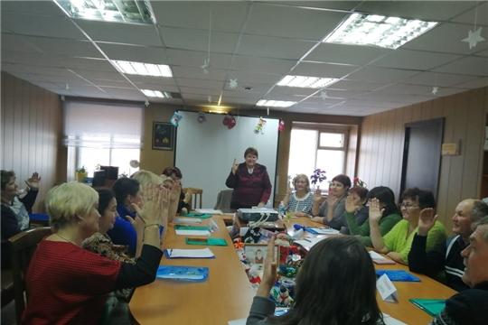 Отчетно-выборная конференция Козловской районной организации Российского профсоюза работников культуры