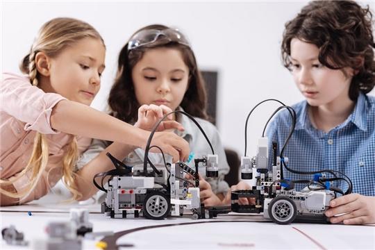"""Уникальный научный центр, где дети будут осваивать робототехнику, инженерию и нанотехнологии, а также регионального проекта """"Цифровая школа"""""""