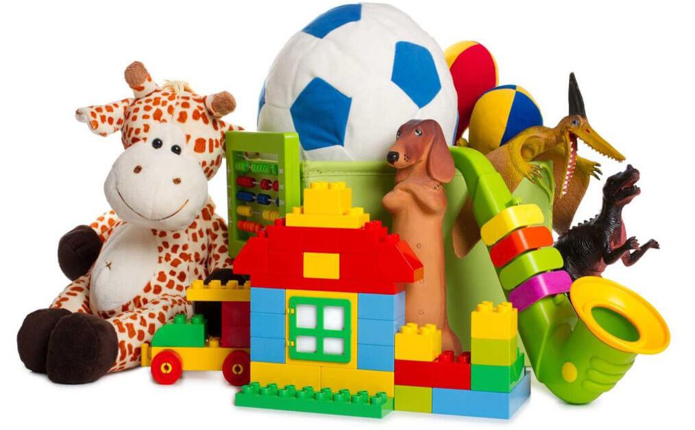 Как выбирать детские игрушки