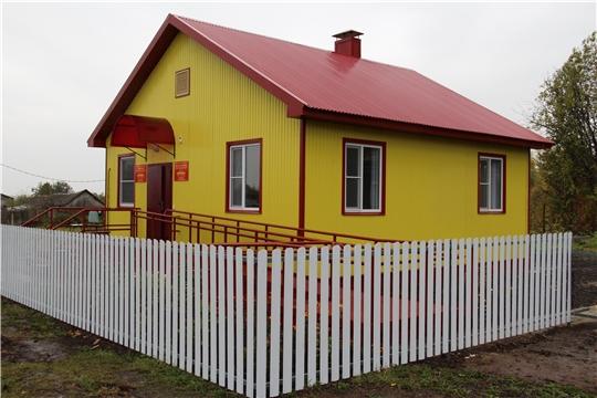 Очередной фельдшерско-акушерский пункт в Красночетайском районе готовится к первому приему пациентов