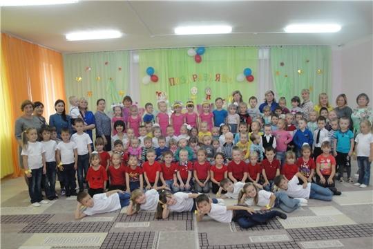 В детском саду «Солнышко»  отметили светлый праздник