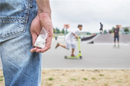 Ответственность несовершеннолетних за незаконный оборот наркотических средств