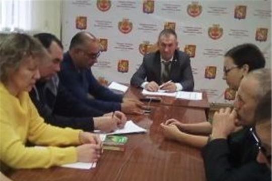 Аграрии Красночетайского района подвели итоги работы за девять месяцев