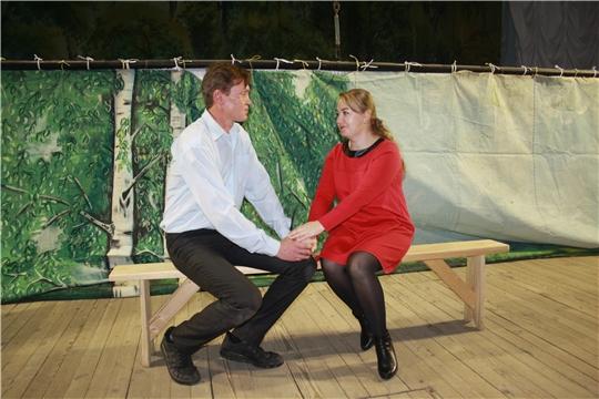 В РДК идет подготовка к фестивалю самодеятельного театрального творчества