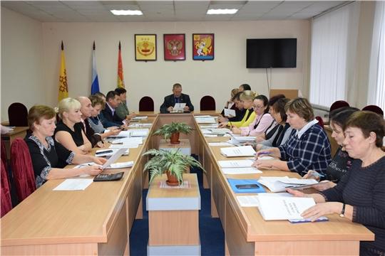 На совещании с главами сельских поселений были рассмотрены актуальные вопросы сегодняшнего дня
