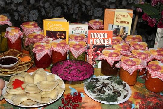 В праздничный день тружеников села работала выставка сельскохозяйственной продукции