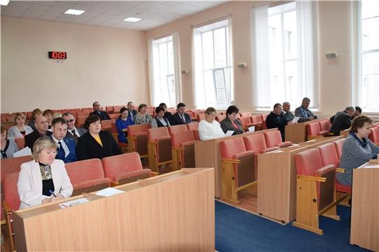 Депутаты собрались на очередное сорок первое заседание