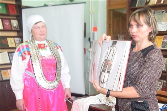 В РДК состоялся семинар-практикум по подготовке и проведению XIV фольклорного фестиваля «Иксĕлми Чутай çăлкуçĕсем»