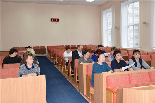 На еженедельном совещании с главами сельских поселений района обсудили актуальные вопросы