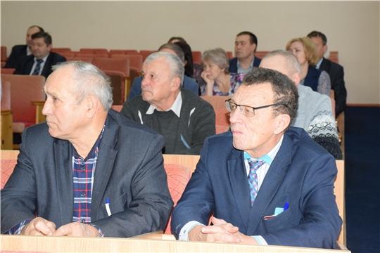 Состоялось первое заседание оргкомитета по празднованию в 2020 году Дня Республики в Красночетайском районе