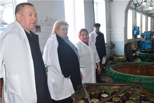 В Красночетайском районе прошел завершающий в этом году Единый информационный день