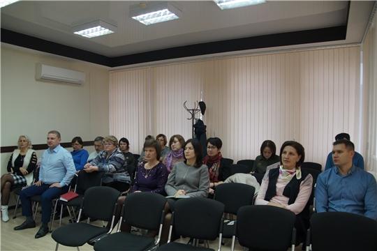В Ленинском районе города Чебоксары проводятся комплексные учения по ГО И ЧС