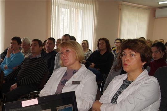 В Едином информационном дне приняли участие более 1700 чебоксарцев