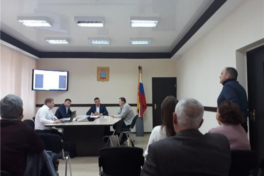 В администрации Ленинского района состоялось совещание по раздельному сбору ТКО