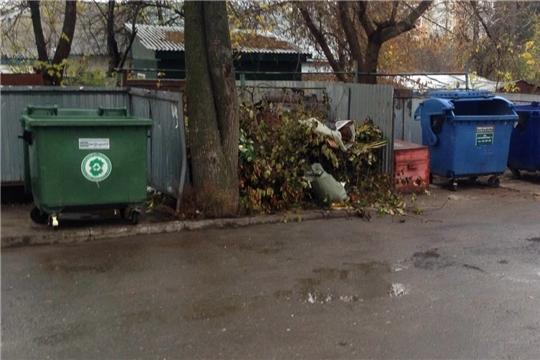 Выявленные нарушения должны быть устранены: в Чебоксарах проверено состояние территорий Ленинского района
