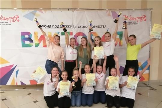 Коллектив «Элегия» - многократный победитель XI Международного фестиваля-конкурса  «Золотая осень»