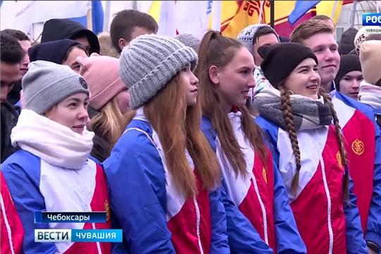 Чебоксары отпраздновали День народного единства