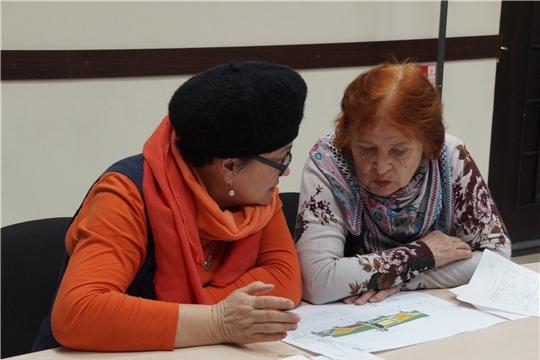 Состоялась встреча с инициативной группой по благоустройству дворовой территории