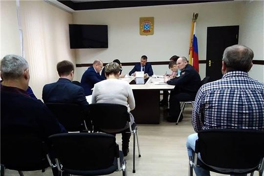 В Ленинском районе рассмотрены вопросы взыскания просроченной задолженности управляющих компаний перед ресурсоснабжающими организациями