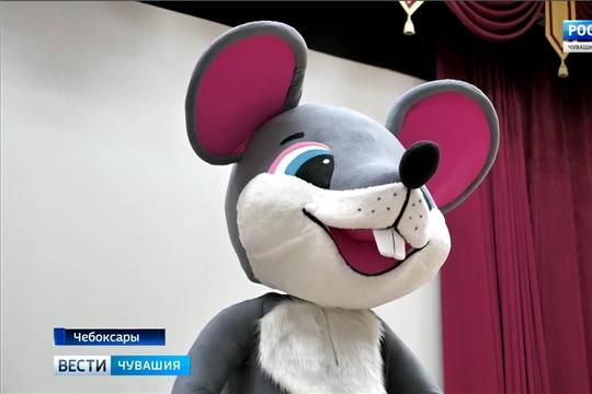 В центре Чебоксар появится трехметровая мышь