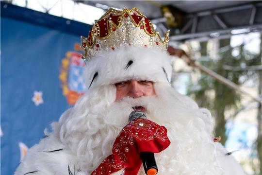 Дед Мороз из Великого Устюга посетит Чебоксарский детский парк им. А.Г. Николаева