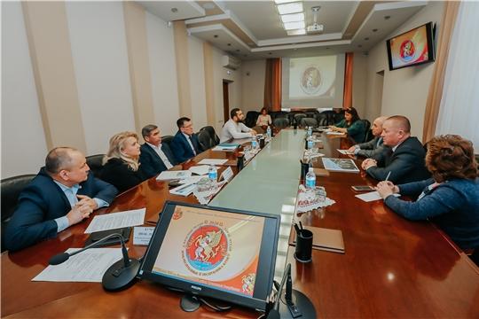 По образу Кадетского парка Чебоксар планируют благоустроить центр Красночетайского района