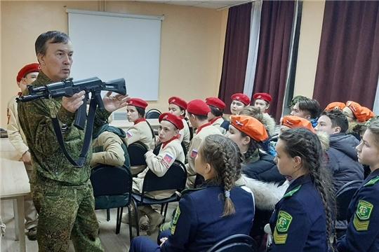 Юнармейцы ВПК «Орлята-37» МБОУ «СОШ №37» г.Чебоксары в числе лучших