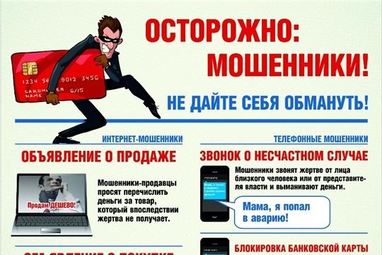 МВД предупреждает: Интернет-мошенничество - памятка для граждан