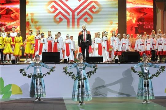 Праздник работников сельского хозяйства и перерабатывающей промышленности отметили в Чувашской Республике