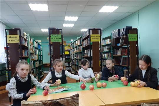 Библиотекари Мариинско-Посадского района присоединились к республиканской молодежной акции «Молодежь за здоровый образ жизни»