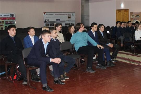 Круглый стол «Повышение электоральной активности молодежи Мариинско-Посадского района»