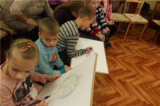 В детской библиотеке прошел праздник для детей с ограниченными возможностями здоровья
