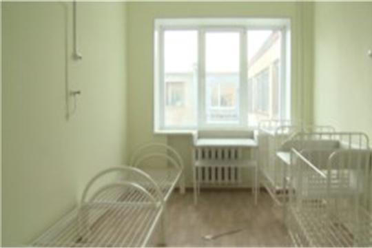 Один из объектов будущей модернизации - Чебоксарская районная больница