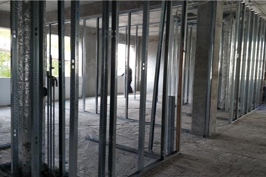 Строительство нового корпуса детского инфекционного стационара Городской детской больницы №2