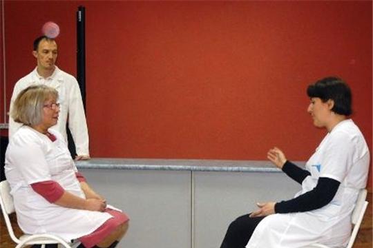 С младшим медперсоналом проведен тренинг по решению конфликтных ситуаций