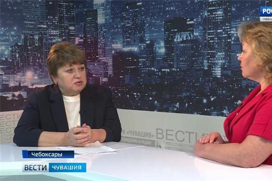 Смотрите интервью с главным неврологом Минздрава Чувашии Верой Ивановой на канале «Россия 24»  Источник: https://chgtrk.ru/news/24952