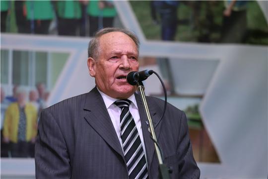 25-летие Союза пенсионеров России