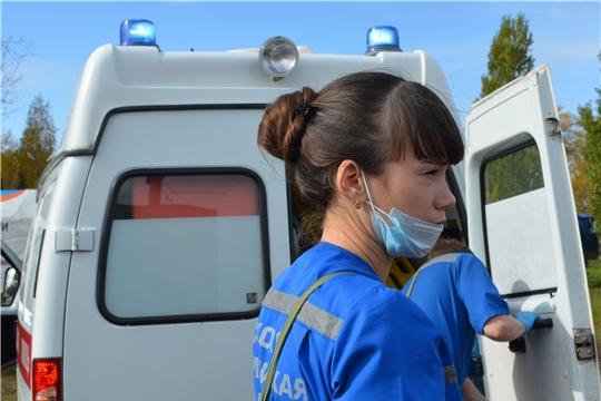 За прошедшую неделю медики скорой оказали помощь 600 пациентам с острыми вирусными заболеваниями
