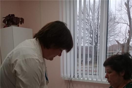 В фельдшерско-акушерских пунктах Вурнарского района провели акцию по профилактике диабета