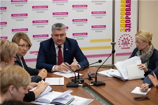 К 100-летию Чувашской автономии откроется детский инфекционный стационар ГДБ2