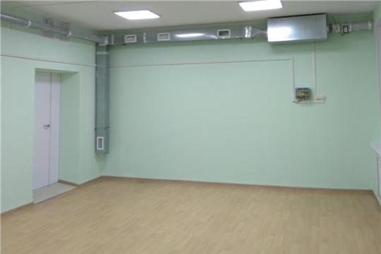 Во Второй городской больнице обновлен рентгеновский кабинет