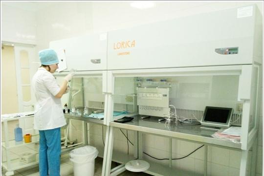 В Городскую клиническую больницу №1 поступило новое оборудование