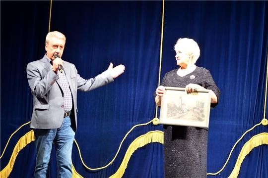 В Чебоксарах проходят гастроли Московского областного театра драмы и комедии