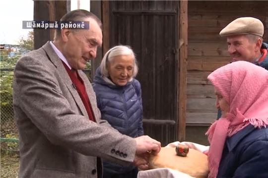 СССР халăх артисчĕ Валерий Яковлев 80 çул тултарчĕ