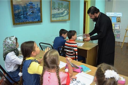 Открыта Воскресная школа при Центральной городской библиотеке им. В. Маяковского