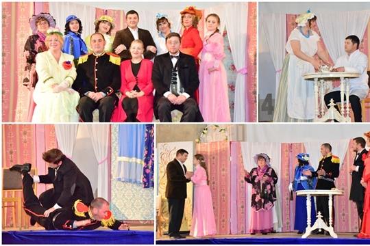 Завершилась Неделя самодеятельного театра, посвященная Году театра в России
