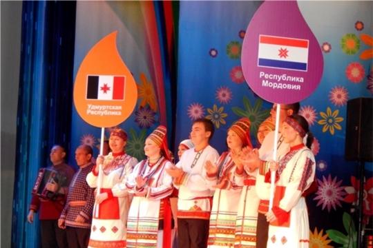 Дом Дружбы народов Чувашии приглашает на межрегиональный фестиваль национальных культур «Семицветик»