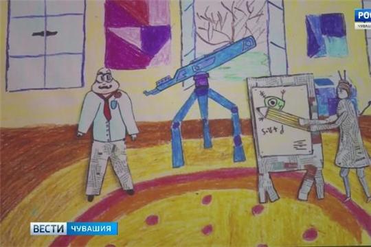 В Чебоксарах работает форум, посвященный всемирной неделе космоса