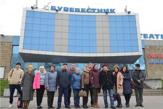 В Санкт-Петербурге прошли Дни чувашской культуры