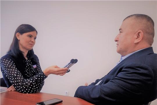 «О плове, поэзии и узбекской национальной культуре – в радиопередаче «Многонациональная Чувашия»